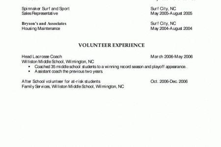 resume for sales coordinator