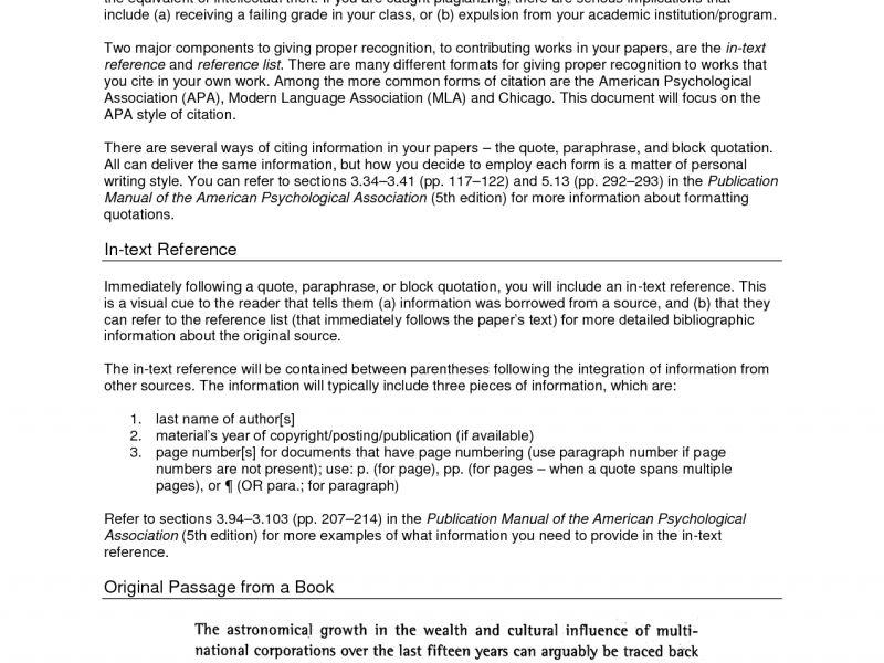 citation examples in essays