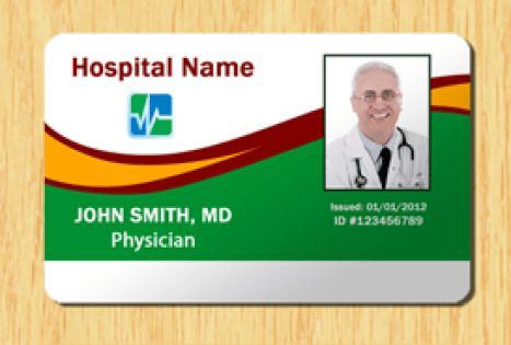 6+ Employee ID card Template Psd - Website, Wordpress, Blog