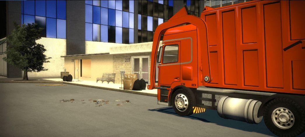 Garbage Truck Driver [Job] | Monolith Servers