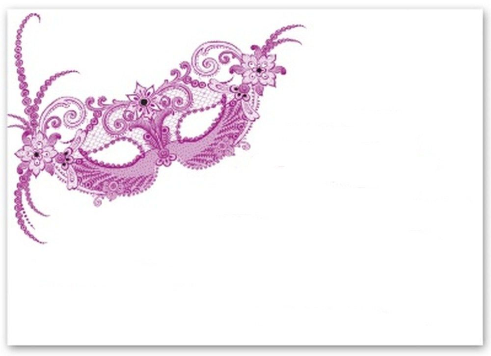 Free Masquerade Party Invitation template printable | Invitations ...