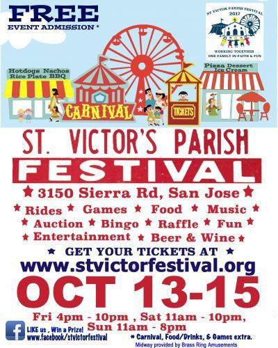 RP Tax and Bookkeeping Service – St Victor Parish Festival 2017