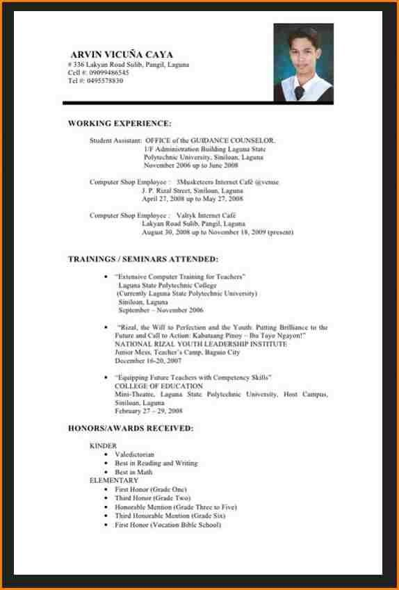 Awesome Accounting Graduate Resume Pictures - Best Resume Examples ...
