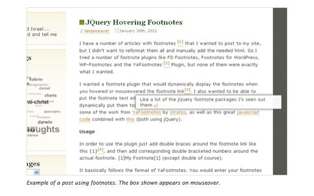 Citing Sources: How to Use Footnotes in WordPress