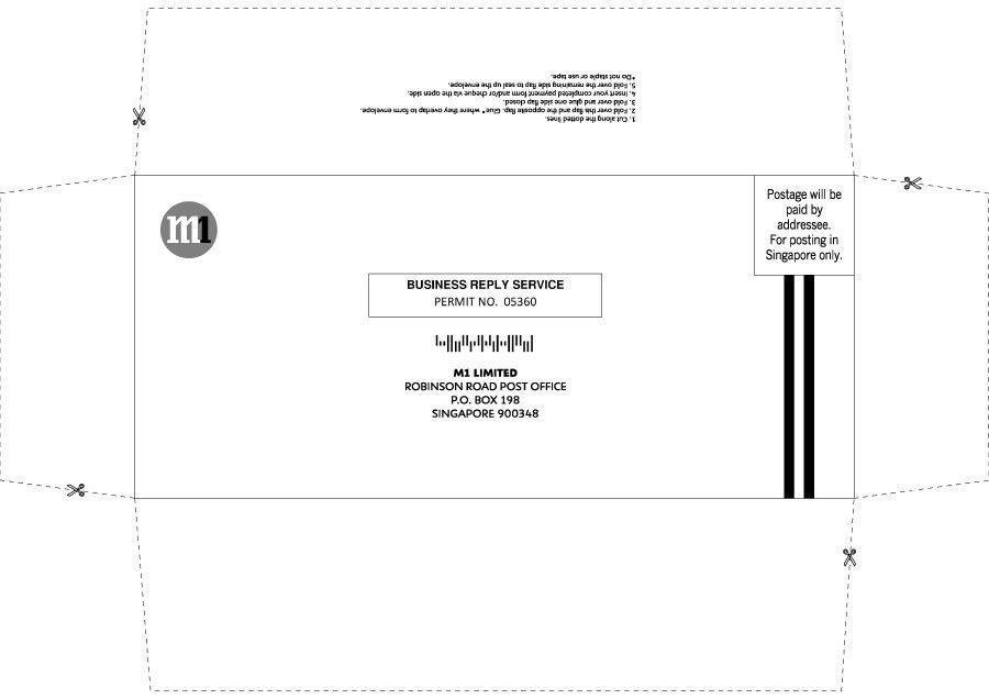 40+ FREE Envelope Templates (Word + PDF) - Template Lab