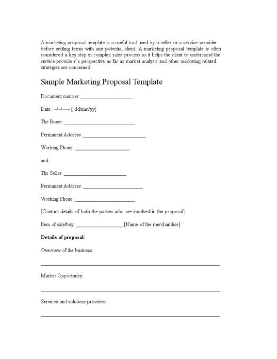 Top Marketing templates | Topics about business forms, contracts ...