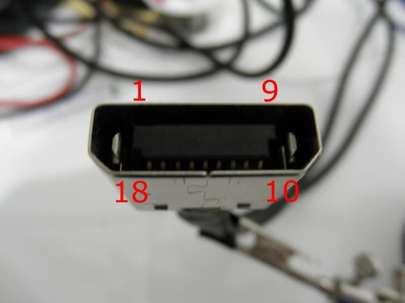 iQue Player S-Video cable mod :D (+ iQue Pinout) | ASSEMbler ...