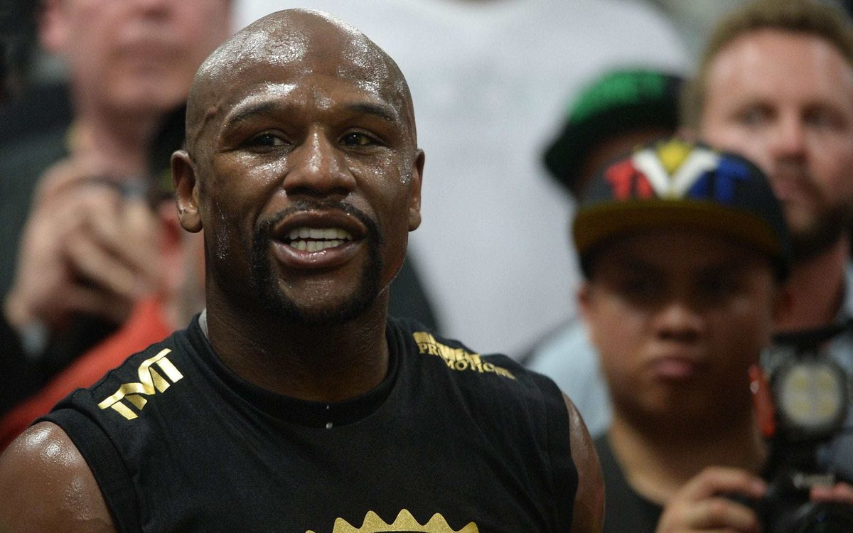 Exclusive: Floyd Mayweather to earn nearly £20m in clothing ...
