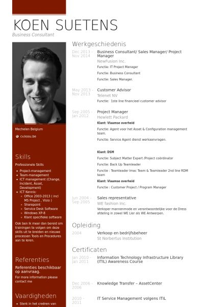 Sales Manager Resume samples - VisualCV resume samples database