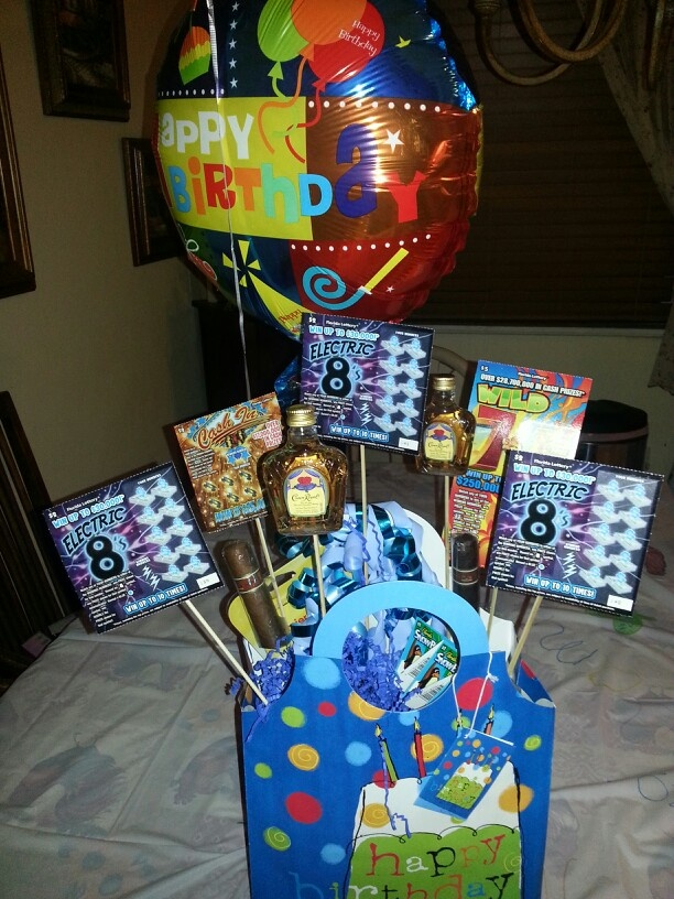 Husbands Birthday Gift