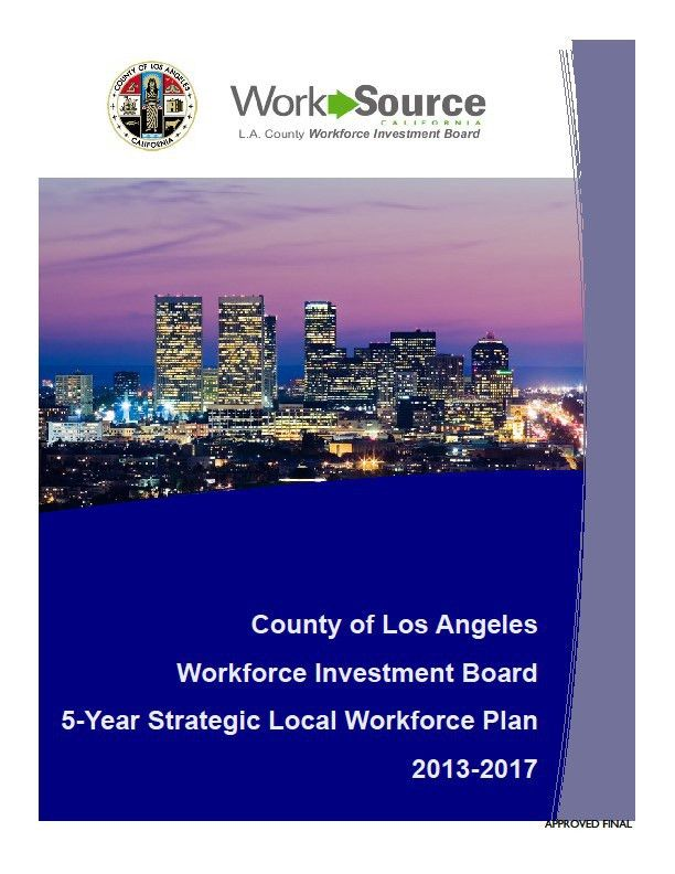 Pro-GTL - LA County WIB Transportation & Logistics