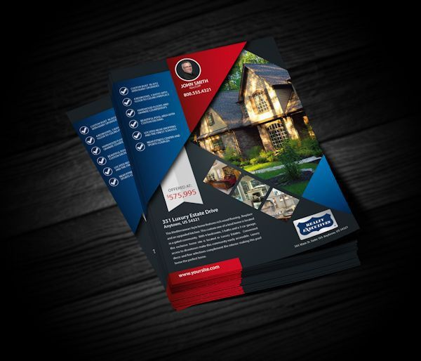 Realty Executives Flyers | Realty Cards Printing