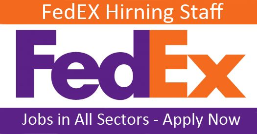 FedEx jobs opportunities