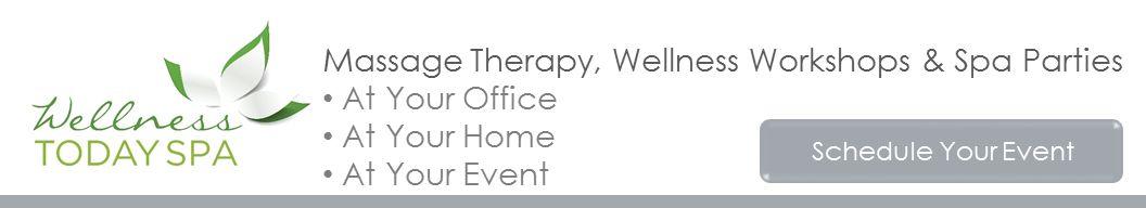 Wellness Today Spa | Therapist Job Description