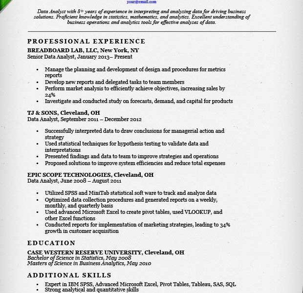 Download Data Scientist Resume Sample | haadyaooverbayresort.com