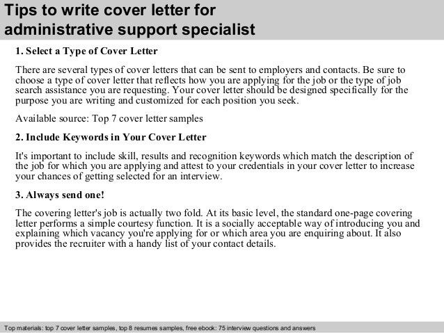 cover letter sample for executive assistant
