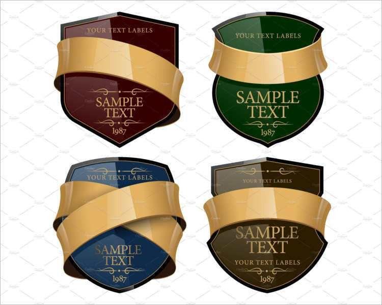 Wine Label Design Templates - Creativetemplate.net | Creative Template