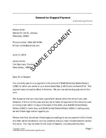 sample printable down payment installment agreement form. payment ...