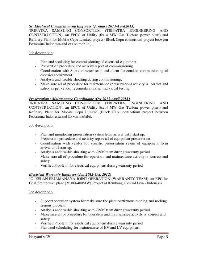 UPDATE HYN CV