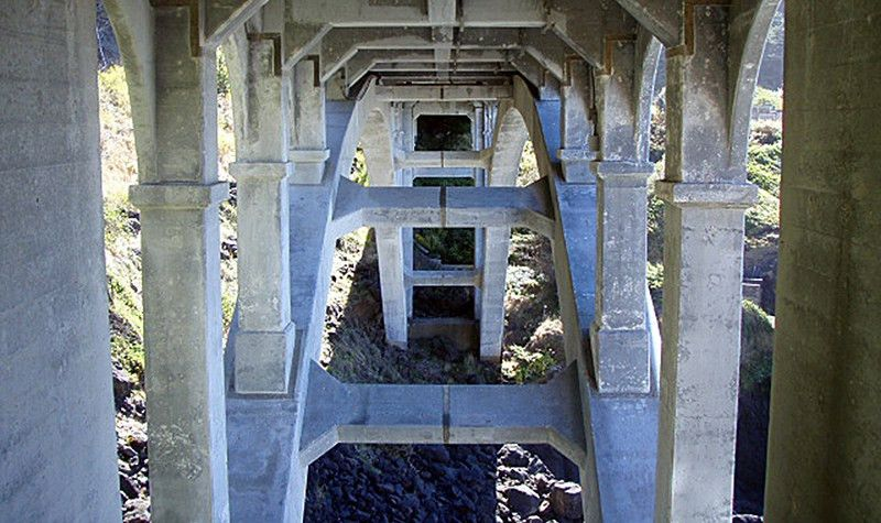 Oregon DOT Inspections - Structural Inspection - Ayres Associates