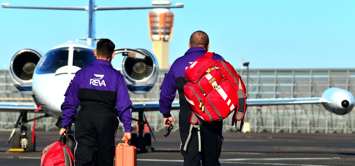 Air Ambulance Demand Prompts REVA, Inc., Expansion in Western ...