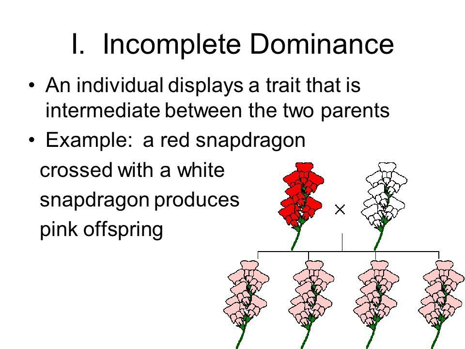 Complex Patterns of Inheritance - ppt video online download