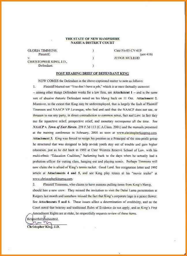 legal brief templates - thebridgesummit.co