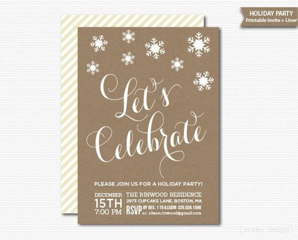 Party Invitation Templates | Free & Premium Templates
