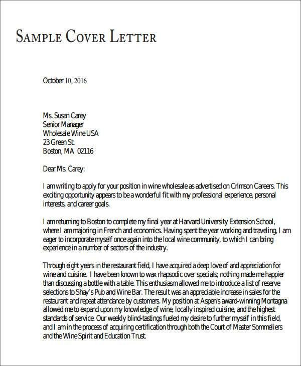 8+ Medical School Recommendation Letter - Free Sample, Example ...