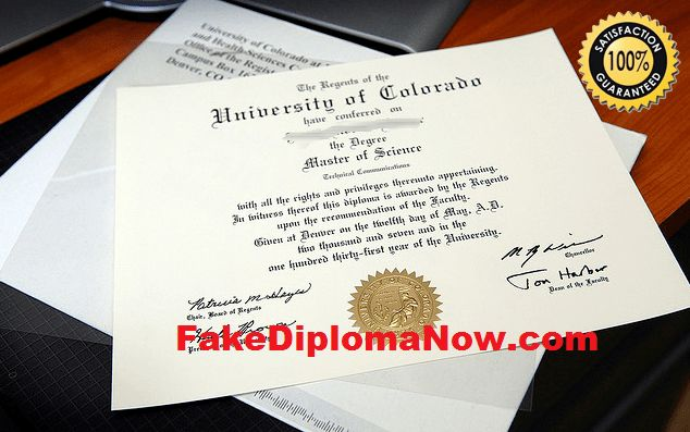 Authentic Fake College Diplomas and Novelty Degrees | Authentic ...