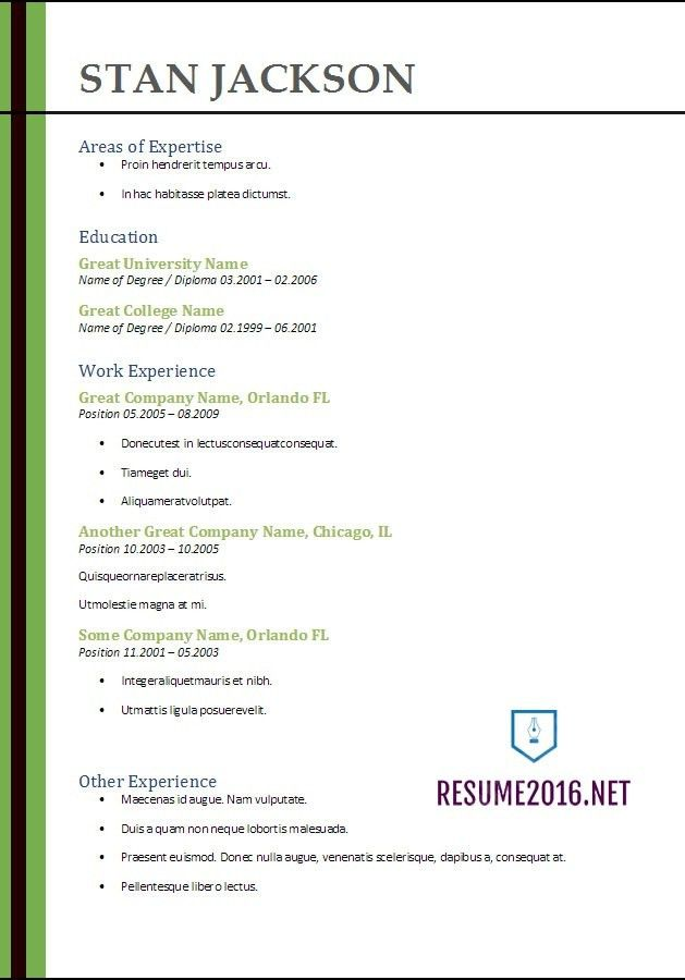 jobs resume format resume format usa examples of resumes resume
