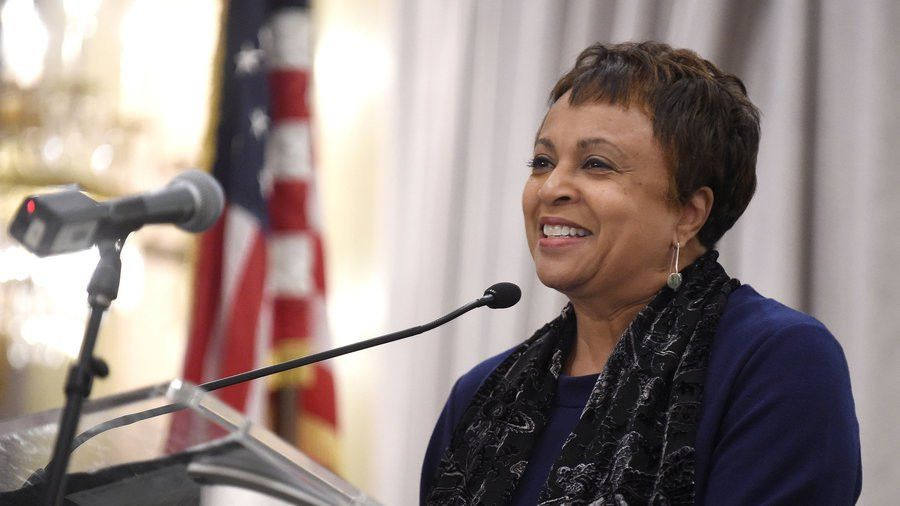 Senate Approves Carla Hayden As New Librarian Of Congress : The ...