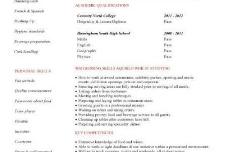 good resume words for waitress 3. construction cover letter ...