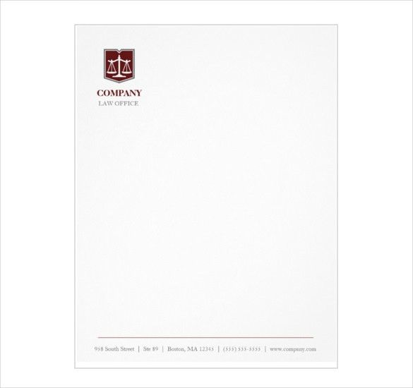 Letterhead Template – 8+ Free PSD, EPS Documents Download! | Free ...
