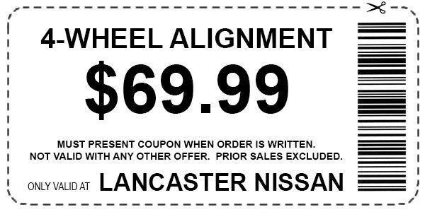 Nissan Service Sales & Coupons - Lancaster, PA - Lancaster Nissan
