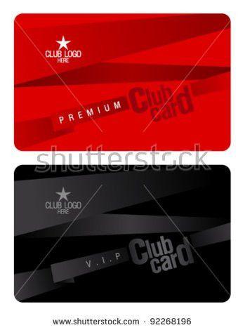 Vip membership card design free download vector free vector ...