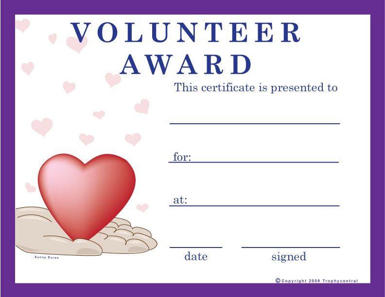 Free Award Certificates , Free Certificates