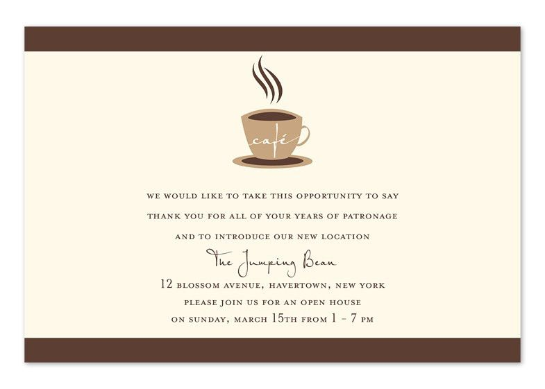 Breakfast Invitation Templates