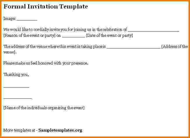 invitation email marketing templates invitation email. invitation ...