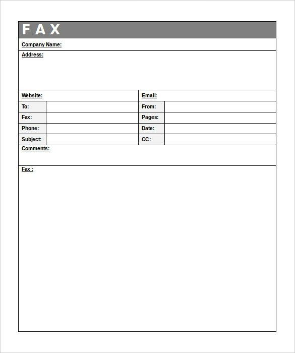 Fax Letter Template Fax Covers Officecom Fax Covers Officecom