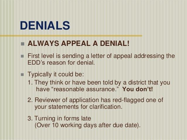 health insurance denial appeal letter success medical appeal ...