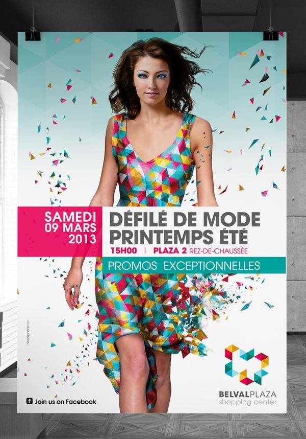 14 best `fashion show poster images on Pinterest | Poster designs ...