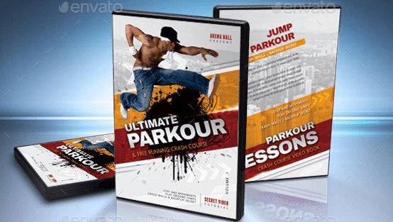 52 CD & DVD Cover PSD Templates | Weelii