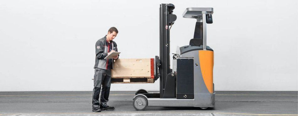 Schindler Vocational Training - Logistics technician EFZ