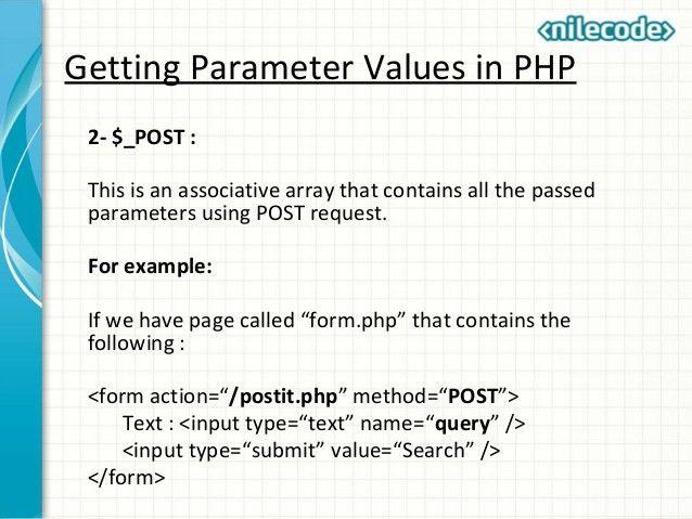 Class 6 - PHP Web Programming
