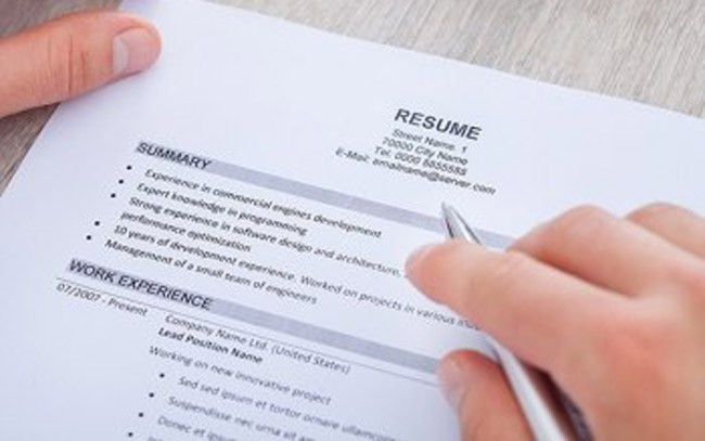 How to write a good CV or Resumè