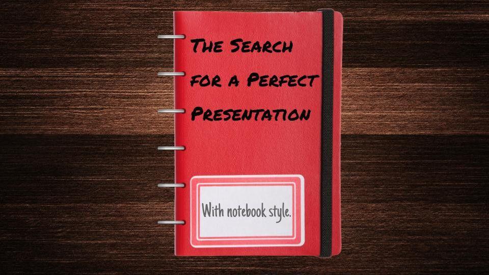 Open Book Presentation - Free Google Slides Templates