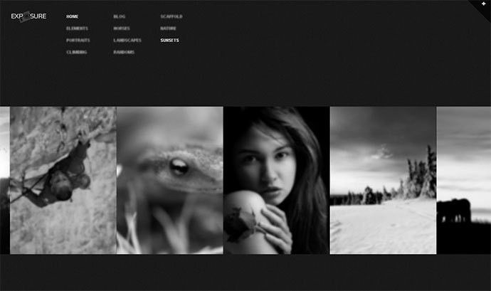 30 Excellent Wordpress Themes For Photographers   Web & Graphic ...