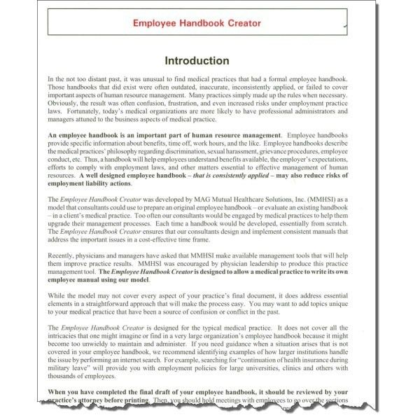 Employee Manual. Basecamp Employee Handbook Little Joey'S Employee ...