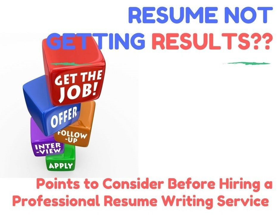 Not Getting Results? Consider This Before Hiring a Professional ...